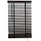 Store vénitien bois COLOURS Marco gris 140 x 250 cm