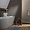 Carrelage mur gris 20 x 40 cm COLOURS Pepi Clay (vendu au carton)