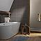 Carrelage mur gris 20 x 40 cm COLOURS Pepi Flex (vendu au carton)