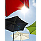 Parasol BLOOMA Capri écru Ø200 cm