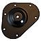 Platine de fixation DIALL 155 x 120 mm M10