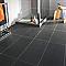 Carrelage sol et mur anthracite 30 x 60 cm Slim Lounge (vendu au carton)