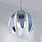 Suspension COLOURS Canna aluminium Ø27 x h.24 cm
