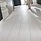 Carrelage sol et mur blanc 15 x 50 cm Organik Wood (vendu au carton)