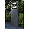 Potelet extérieur led BLOOMA Harrington gris anthracite LED h.61,5 cm