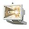 Projecteur extérieur carré 1ER PRIX Kent blanc 120 W