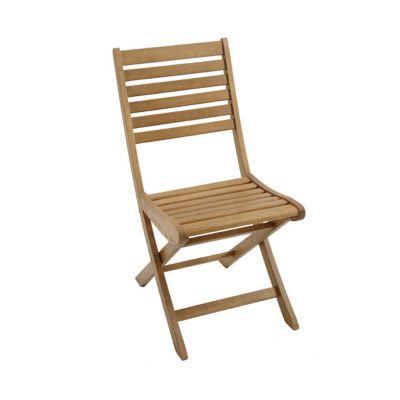 Chaise de jardin aland pliante castorama for Chaise pliante castorama