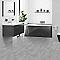 Dalles PVC gris clair COLOURS Hanami 30,8 x 60 cm (vendue au carton)