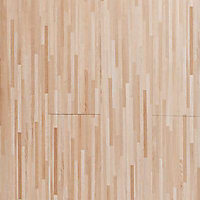 Lame PVC adhésive Sanja décor bambou naturel 15,2 x 91,4 cm (vendue au carton)