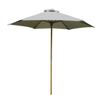 parasol blooma capri taupe 200 cm castorama. Black Bedroom Furniture Sets. Home Design Ideas