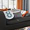 Rideau COLOURS Zen orange 140 x 250 cm