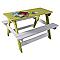 Table pique-nique enfant en bois Rockall 85 x 75 cm