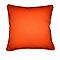 Coussin Zen Orange 40 x 40 cm