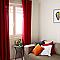 Coussin Colours Zen orange 40 x 40 cm