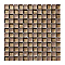 Mosaïque greige 30 x 30 cm Tobuko