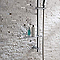 Mosaïque blanche 30,3 x 30 cm Cuma