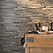 Carrelage mur anthracite 30 x 60 cm COLOURS Melua (vendu au carton)