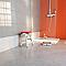 Carrelage mur gris 20 x 33 cm Lana (vendu au carton)