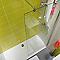 Carrelage mur vert anis 20 x 50 cm Colours Nabuko (vendu au carton)