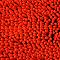 Tapis de bain antidérapant rouge 80 x 50 cm Anémone