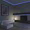Kit ruban LED Bleu 1,5m 30W