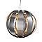 Suspension COLOURS Acrux chromé/brossé Ø48 x h.48 cm