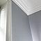 Fibre de verre maille/tissage à peindre plafond CASTORAMA 135g/m² L.25 m (Vendu au rouleau)