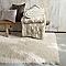 Plaid Hawthorn beige 130 x 180 cm