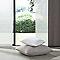 Coussin COLOURS Zen blanc 40 x 40 cm