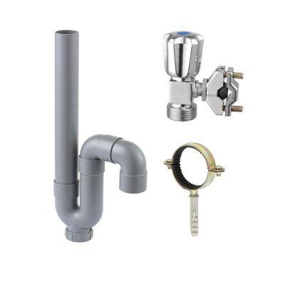 kit siphon robinet autoperceur diall castorama. Black Bedroom Furniture Sets. Home Design Ideas