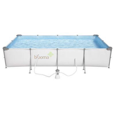 piscine tubulaire 4 x 2 11 m