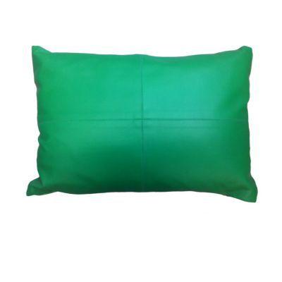 Coussin colours sorko skye vert 30 x 45 cm castorama for Coussin castorama