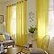 Ensemble barre à rideaux extensible COLOURS Ena chromé mat 120/210 cm
