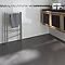 Carrelage sol et mur gris 30 x 30 cm COTTO Jiraya (vendu au carton)