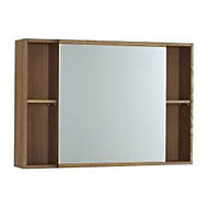 Armoire miroir Essential 80 cm