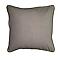 Coussin COLOURS Zen earl grey 60 x 60 cm