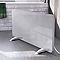 Panneau rayonnant mobile en verre BLYSS 2000W