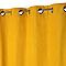 Rideau COLOURS Salla jaune 140 x 240 cm