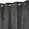 Rideau Colours Suédine iron 140 x 250 cm