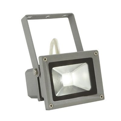 Projecteur LED Blooma Myles gris 10W