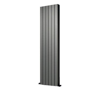 radiateur eau chaude blyss bola anthracite 1208w castorama. Black Bedroom Furniture Sets. Home Design Ideas