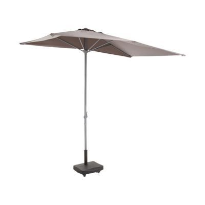 parasol de balcon blooma pali taupe 130 x 230 cm castorama. Black Bedroom Furniture Sets. Home Design Ideas