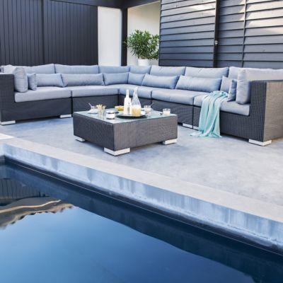 Sofa dangle en rotin miranda