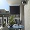 Brise vue rétractable pour balcon Blooma Liso