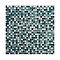 Mosaïque mix vert brillant 30 x 30 cm Akira