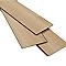 Lame PVC clipsable marron COLOURS Hadaka 59 x 11,8 cm (vendue au carton)