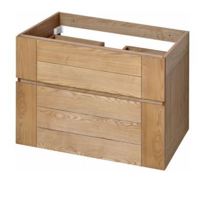 Meuble Sous Vasque Bois Cooke Lewis Essential Ii 80 Cm Castorama