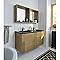Miroir COOKE & LEWIS Essential II 60 x16 x 60 cm