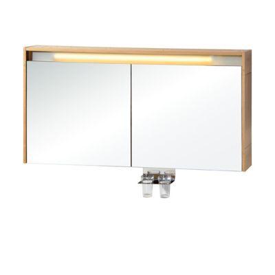 Armoire de salle de bains miroir éclairant Essential II 120 cm