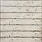 Lame PVC clipsable gris clair COLOURS Tenji 122 x 18 cm (vendue au carton)